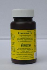Канадский препарат Фумагилин - Б