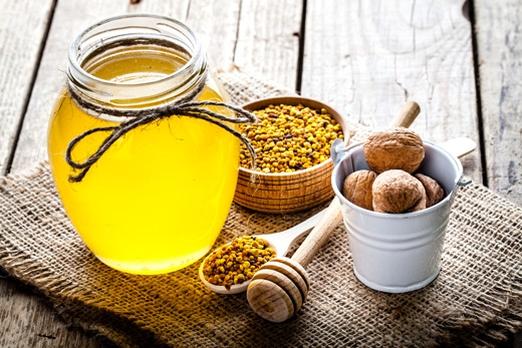 США, мед в продовольственных продуктах, жидкий мед