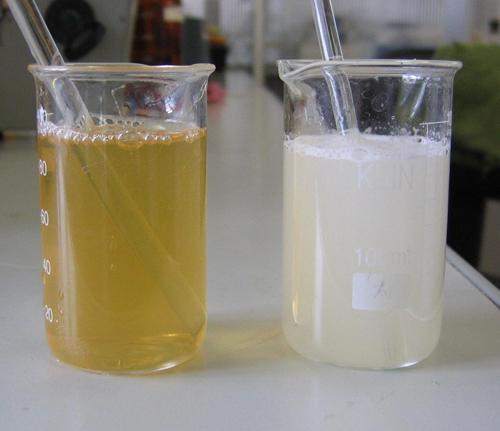 растворы медов в воде